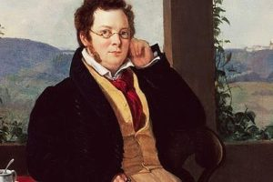 Franz Schubert: the king of the early romantics