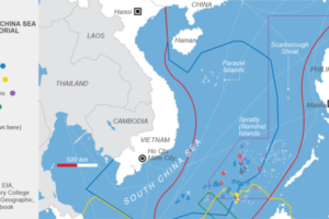 South China Sea collision flares up Sino-Philippine tension over disputed waters