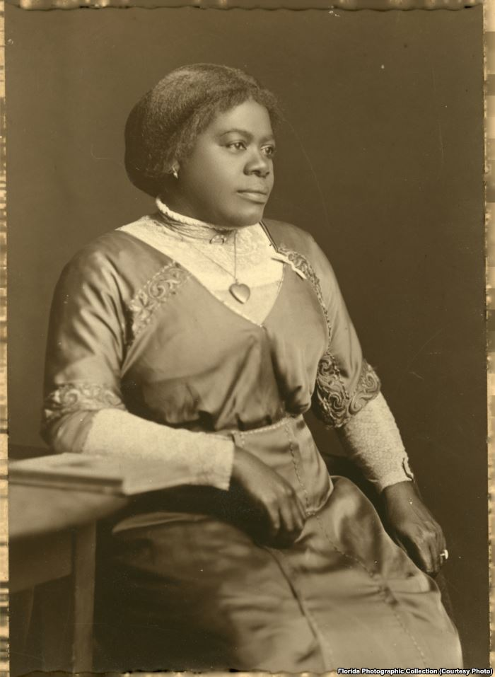 The daughter of former slaves, Mary McLeod Bethune became one of the most imp