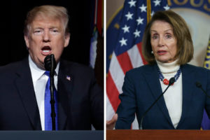 President thanks Pelosi for her prayers, 'I know you truly mean it'