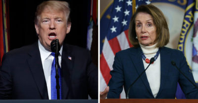 President Trump says he will 'strongly consider' Pelosi's invitation to testify