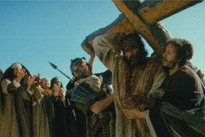 What drives the appeal of 'Passion of the Christ' and other films on the life of Jesus