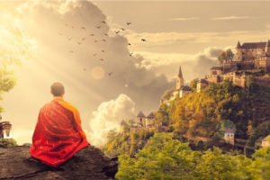 Four profound questions to test for enlightenment