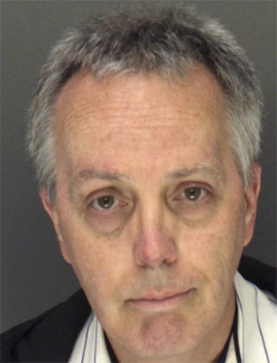 This photo released by the Lancaster County, Pa., District Attorney's office shows Dr. William R. Vollmar, a Pennsylvania sports medicine doctor. Vollmar, who spent decades working with high school athletes, was charged Wednesday, May 1, 2019, with sexually assaulting five patients, including two minors — one of them in a high school athletic trainer's room. (Lancaster County District Attorney/LNP/LancasterOnline via AP)