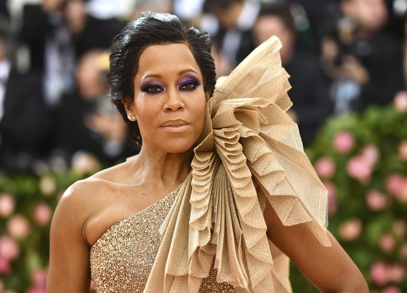 Regina King attends The Metropolitan Museum of Art's Costume Institute benefit gala celebrating the opening of the