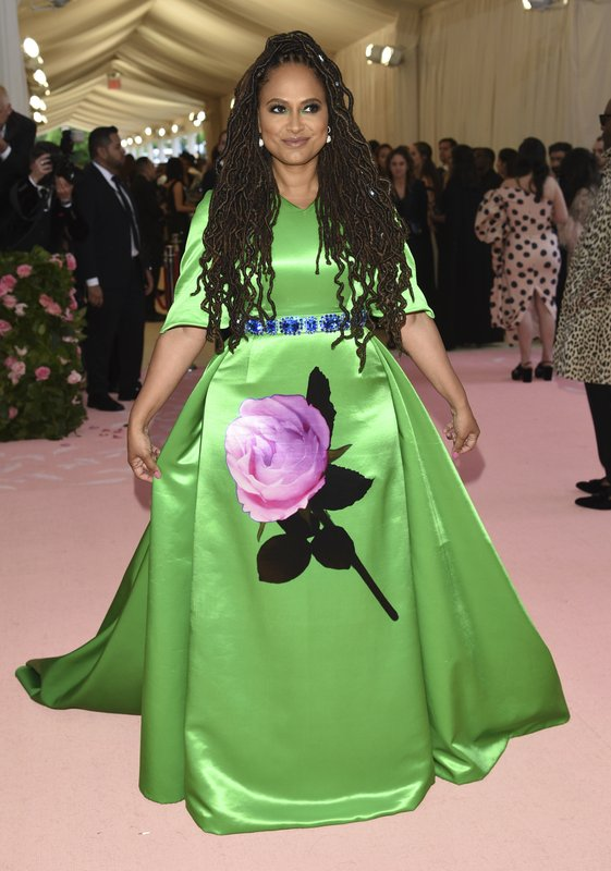 Ava DuVernay attends The Metropolitan Museum of Art's Costume Institute benefit gala celebrating the opening of the