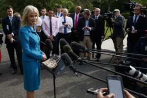 Conway: Congresswomen represent 'dark element' in US
