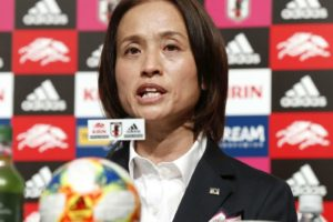 Japan coach Takakura goes with youth for women's World Cup