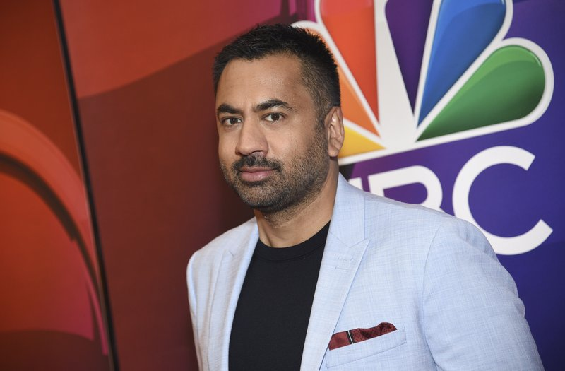Kal Penn, from the cast of