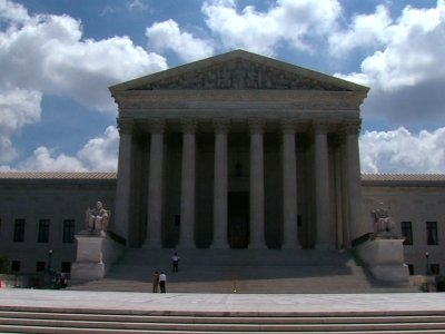 Alabama's new law which would virtually ban abortions is the latest and most far-reaching state law designed to prod the Supreme Court to reconsider the landmark Roe v. (May 15)