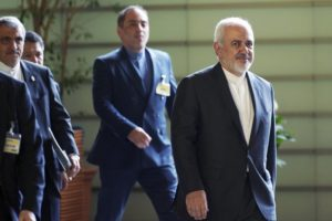 Iran's foreign minister says US sanctions 'unacceptable'