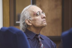 Jury deliberating fate of Nevada death row inmate