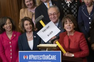 Update: House Democrats OK bill boosting health care law