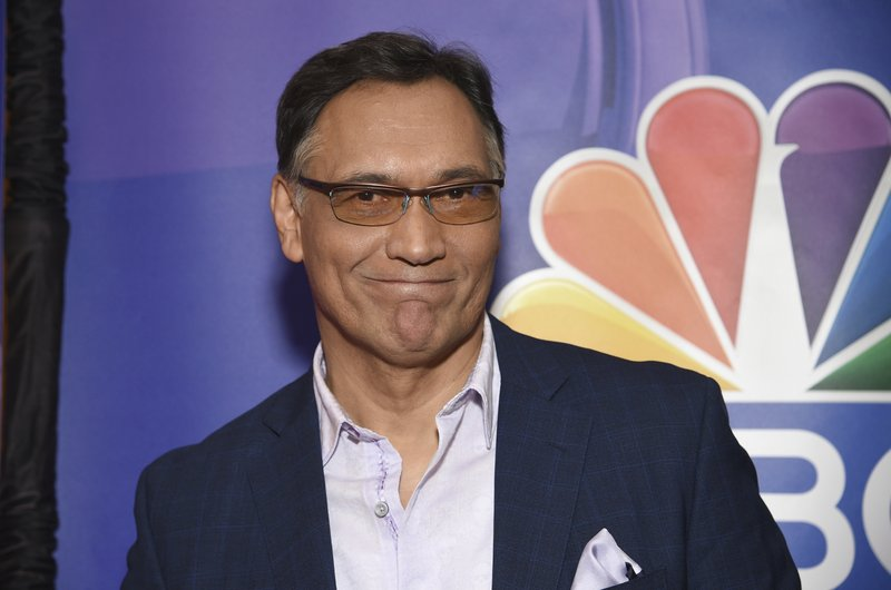 Jimmy Smits, from the cast of