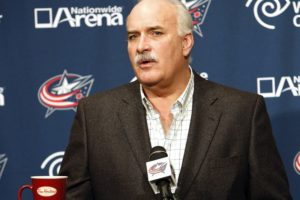 Davidson quits as Blue Jackets president. Are Rangers next?