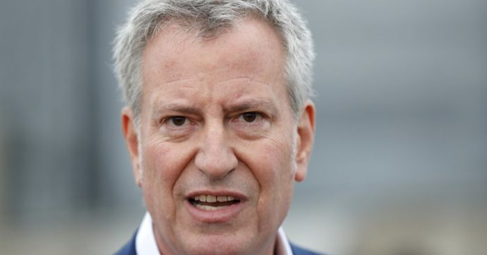 De Blasio's campaign faces complaints, FEC finds fault with fundraising practice