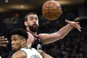 Halfway: Bucks top Raptors 125-103 for 2-0 East finals lead