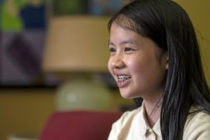 After 36 years, a girl is the middle school math champ