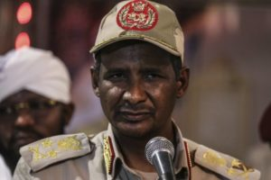 Sudan's leading opposition party rejects strike call