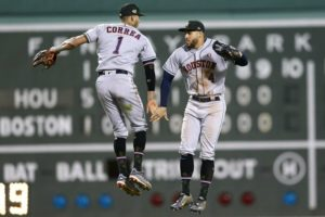 Astros on a tear despite absence of Altuve