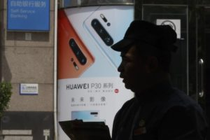 Google says services on Huawei phone will still function