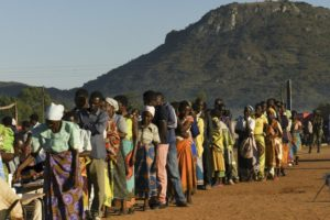 Voters in Malawi go to polls to elect president, parliament