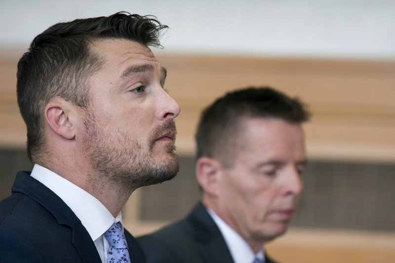 Reality TV star Chris Soules, of