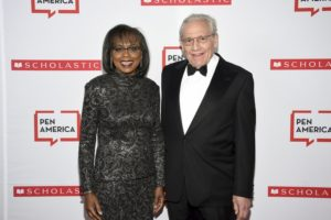 Anita Hill, Bon Woodward honored at annual PEN American gala