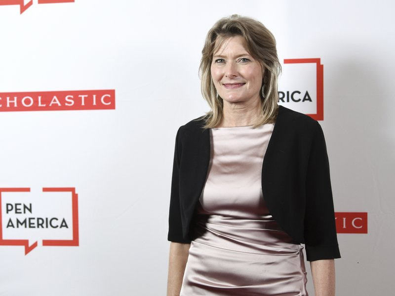 PEN America president Jennifer Egan attends the 2019 PEN America Literary Gala at the American Museum of Natural History on Tuesday, May 21, 2019, in New York. (Photo by Evan Agostini/Invision/AP)