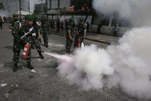 Update: Social media blocked due to Indonesia protests