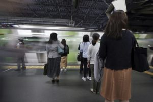 Anti-groping smartphone app highly popular in Japan