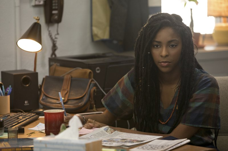 This image released by Annapurna Pictures shows  Jessica Williams in a scene from the film