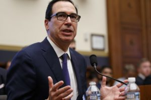 Treasury Secretary Mnuchin defends his decision not to release Trump's tax returns