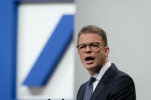 Deutsche Bank ready for more cuts as share price sags