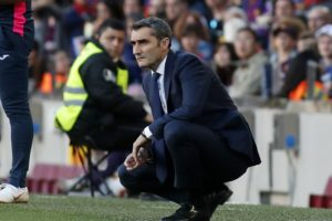 Barcelona wants to redeem itself with Copa del Rey title