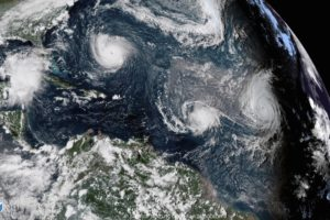 US forecasters: Expect near normal Atlantic hurricane season