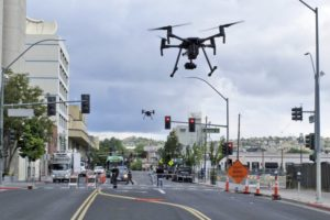NASA's first-of-kind tests look to manage drone in cities