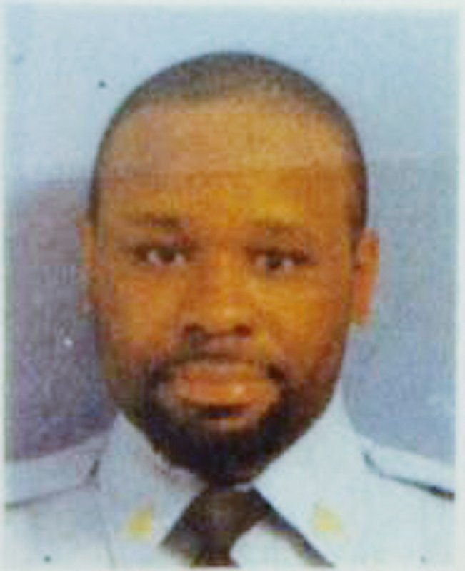 FILE - This undated file photo provided by the Delaware Department of Correction shows Sgt. Steven Floyd. Floyd died in a February 2017 inmate riot and hostage standoff at the James T. Vaughn Correctional Center in Smyrna, Del. A jury on Thursday, May 23, 2019, acquitted an inmate accused of leading a riot at Delaware's maximum-security prison during which Floyd was killed and other staffers taken hostage. (Delaware Department of Correction via AP, File)