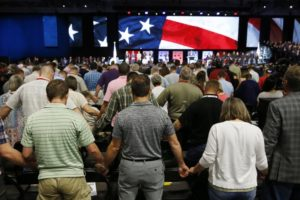 Southern Baptists see 12th year of declining membership