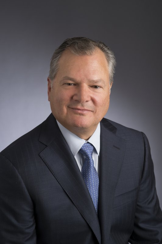 In this undated image provided by Ameriprise Financial company CEO Jim Cracchiolo poses for a photo. The median pay for CEOs at the biggest U.S. companies climbed 7% last year, according to data analyzed by Equilar for The Associated Press. Cracchiolo's compensation rose 11% to $24.8 million last year. (Ameriprise Financial via AP)