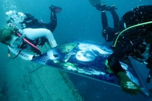 Divers can view underwater art museum off Florida Keys