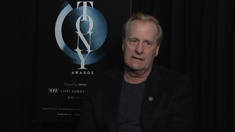 Jeff Daniels calls playing Atticus Finch in the stage adaptation of 'To Kill a Mockingbird' the