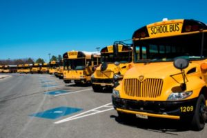 Bus driver punished kids by turning off AC, rolling up windows on hot day: parents