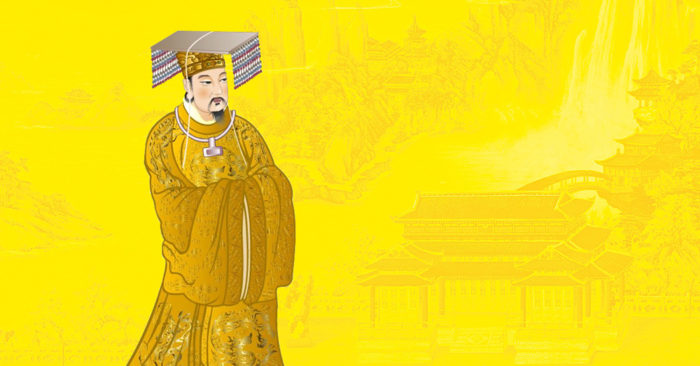 Yellow – the Chinese civilization's chosen color