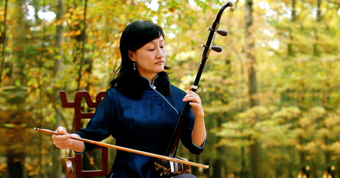 Erhu: Celestial music with two strings