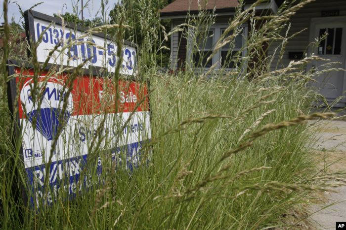 FILE -- Overgrown lawns are frowned upon in the United States and are thought