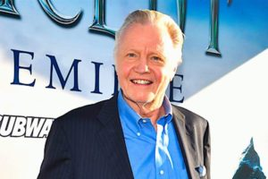 Actor Jon Voight says Trump is the Greatest President since Abraham Lincoln