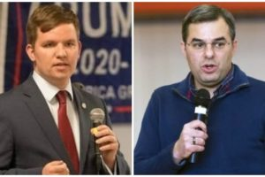 GOP state lawmaker announces Amash primary challenge in Michigan