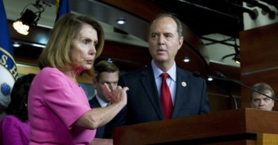 Pelosi and Schiff slammed over impeachment inquiry against Trump