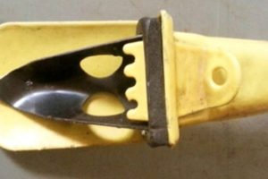 Common vintage tool is puzzling everyone. Can you guess what it was used for?